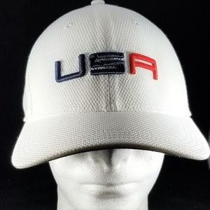 USA Ryder Cup 2014 New Era 3930 Fitted Cap